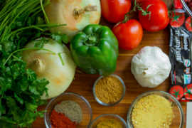 The Mediterranean diet is one of the healthiest in the world