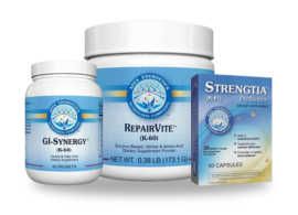 RepairVite™ supplements could help support your intestinal health.*